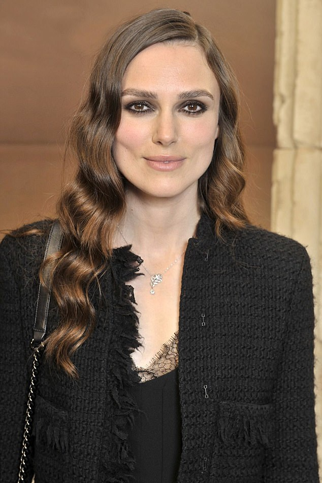 Keira Knightley Hair Images