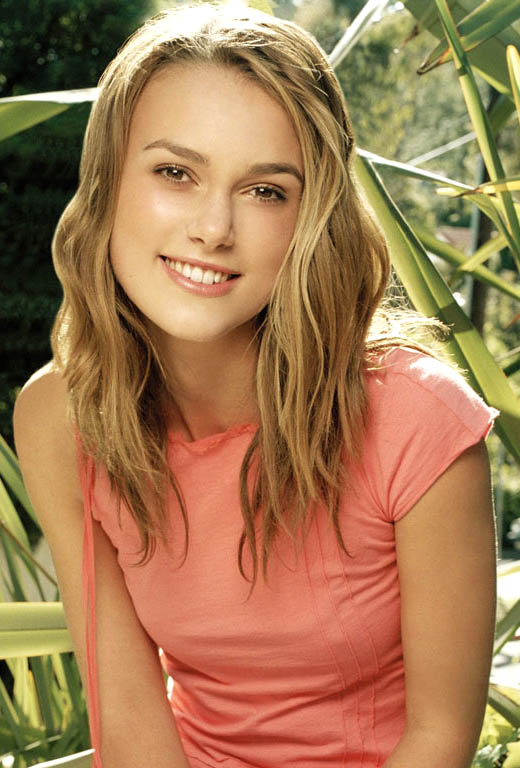 Keira Knightley Smile Images