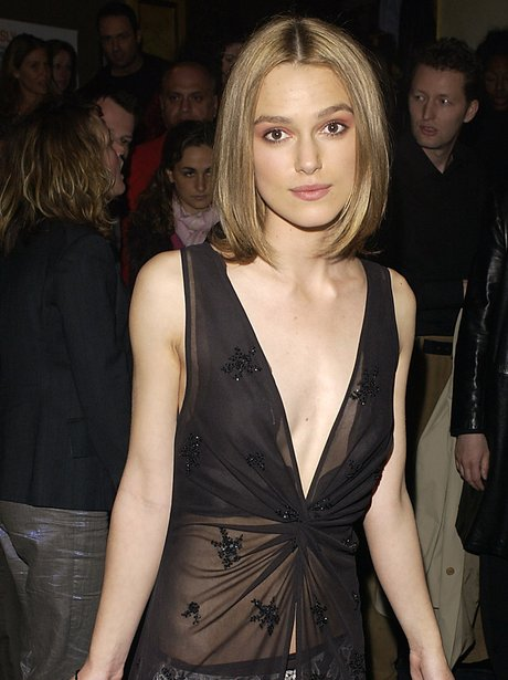 Keira Knightley Topless Images