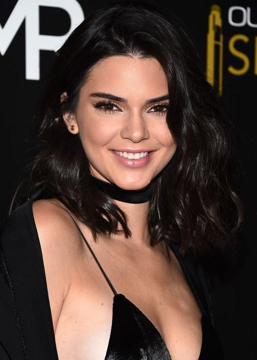 Kendall Jenner Bra Images