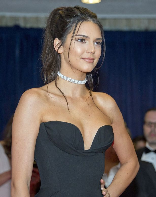 Kendall Jenner Hair Style Photos