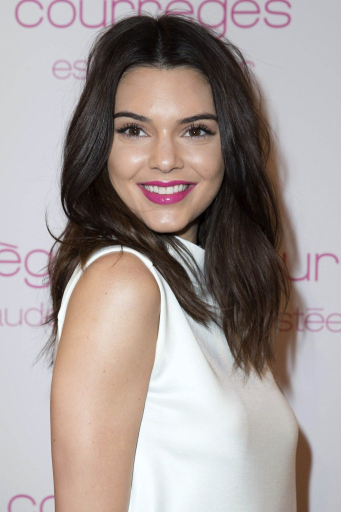 Kendall Jenner Makeup Pictures