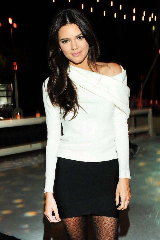 Kendall Jenner Shorts Photos