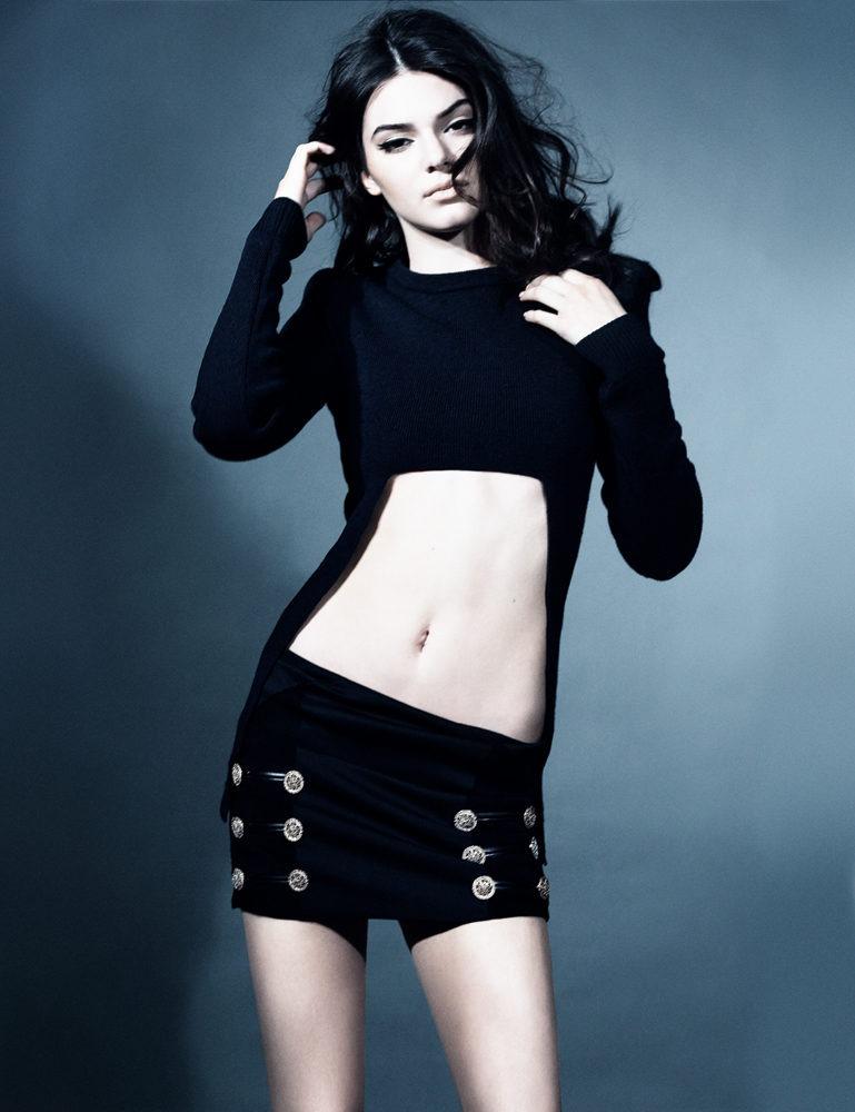 Kendall Jenner Undergarments Photos