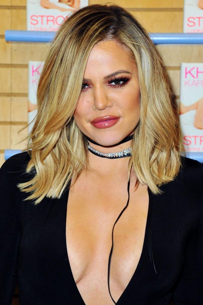 Khloe Kardashian Boobs Photos