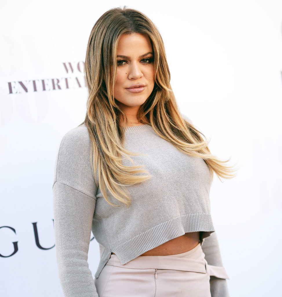 Khloe Kardashian Navel Photos