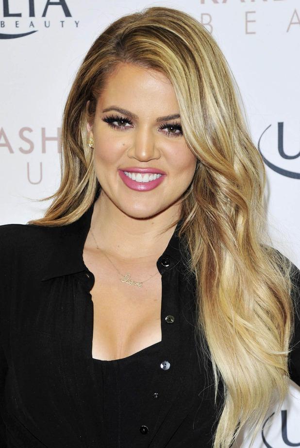 Khloe Kardashian Smile Wallpapers