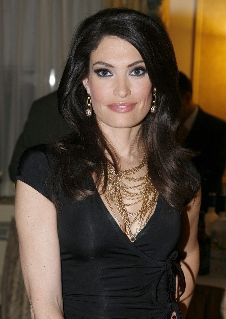 Kimberly Guilfoyle Without Bra Pictures