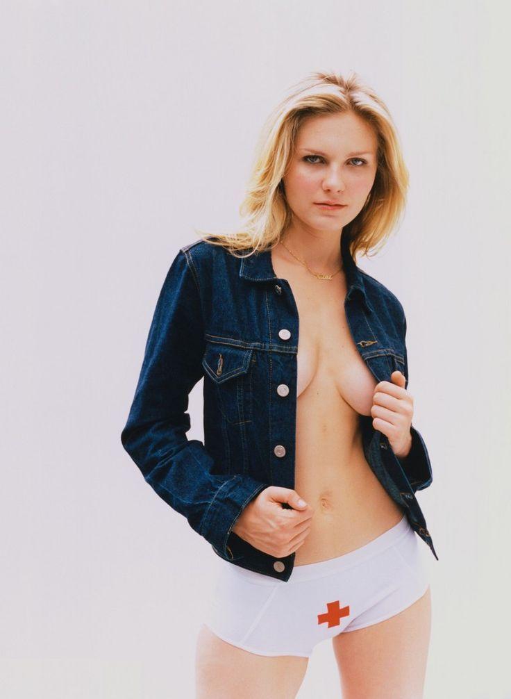 Kirsten Dunst Bra Panty Images