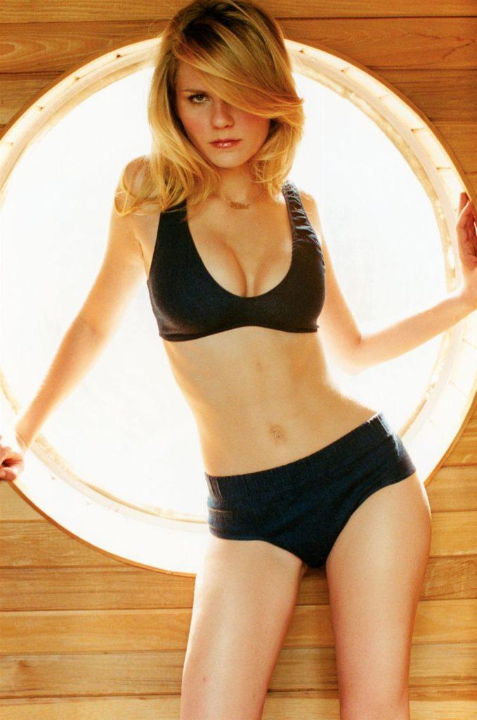Kirsten Dunst Bra Panty Pictures