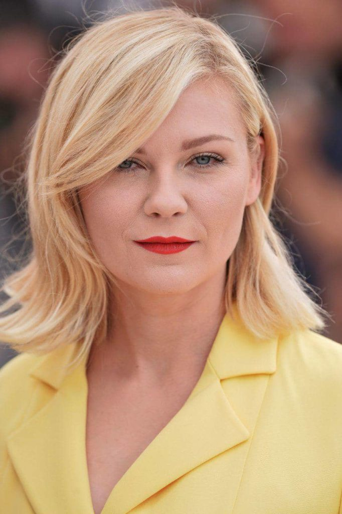 Kirsten Dunst Hair Style Pictures