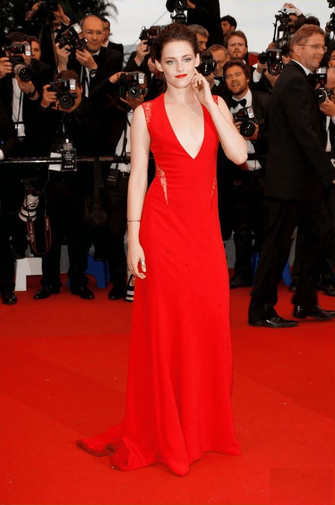 Kristen Stewart Braless Pictures