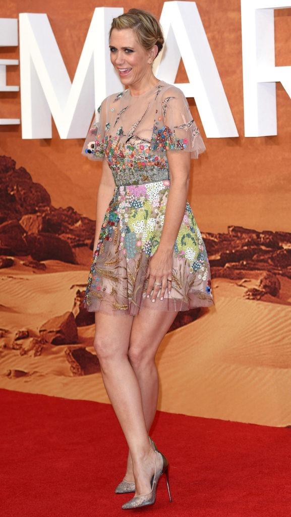 Kristen Wiig Feet Pics