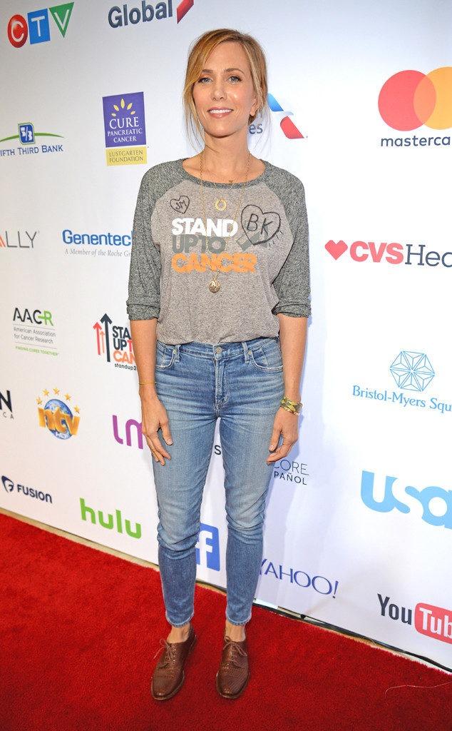 Kristen Wiig Jeans Wallpapers
