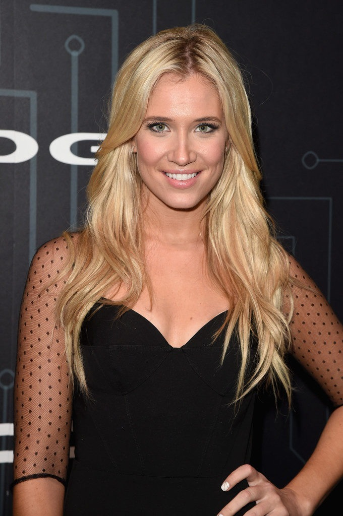 Kristine Leahy Leaked Photos