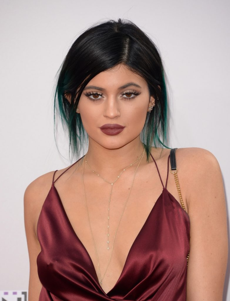 Kylie Jenner Short Hair Style Pics
