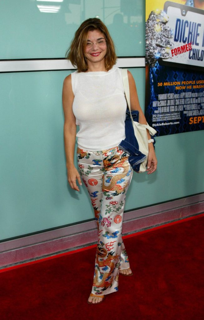 Laura San Giacomo Leggings Pictures