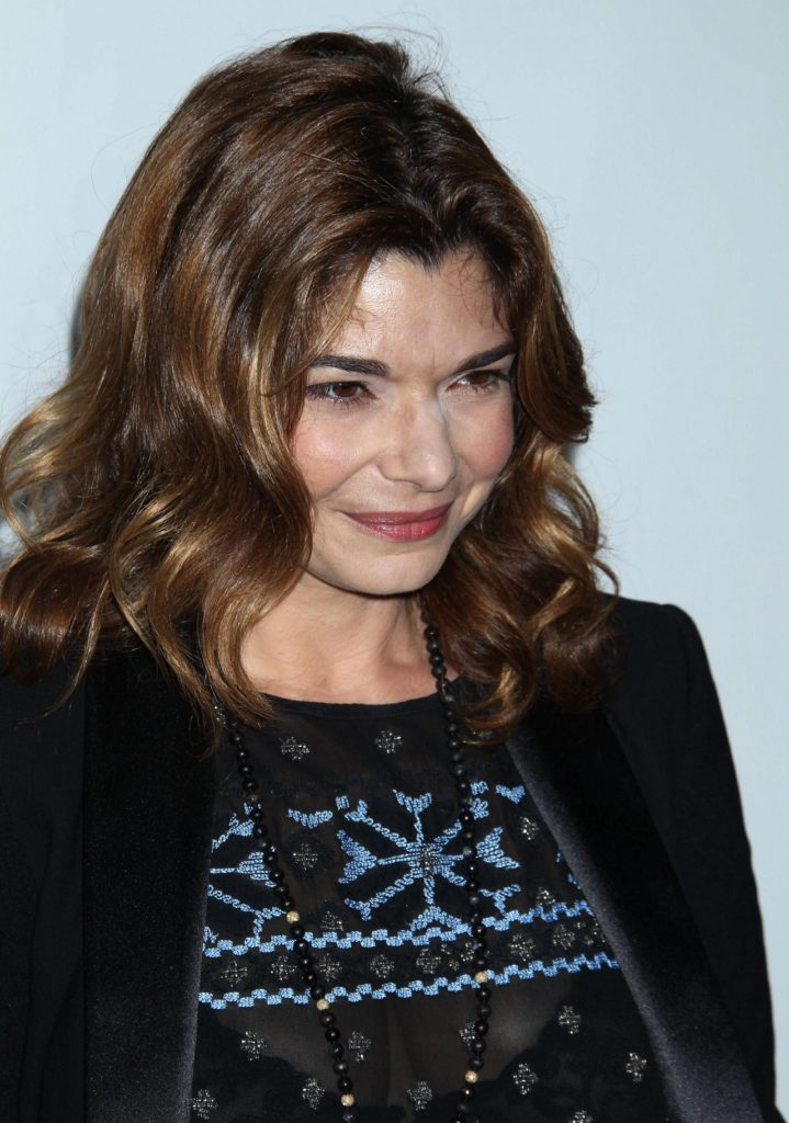 Laura San Giacomo Smile Face Pictures