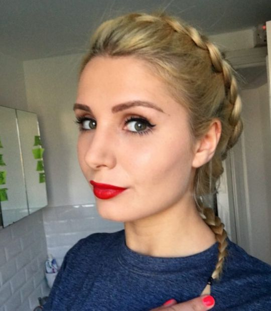 Lauren Southern Sexy Eyes Pics