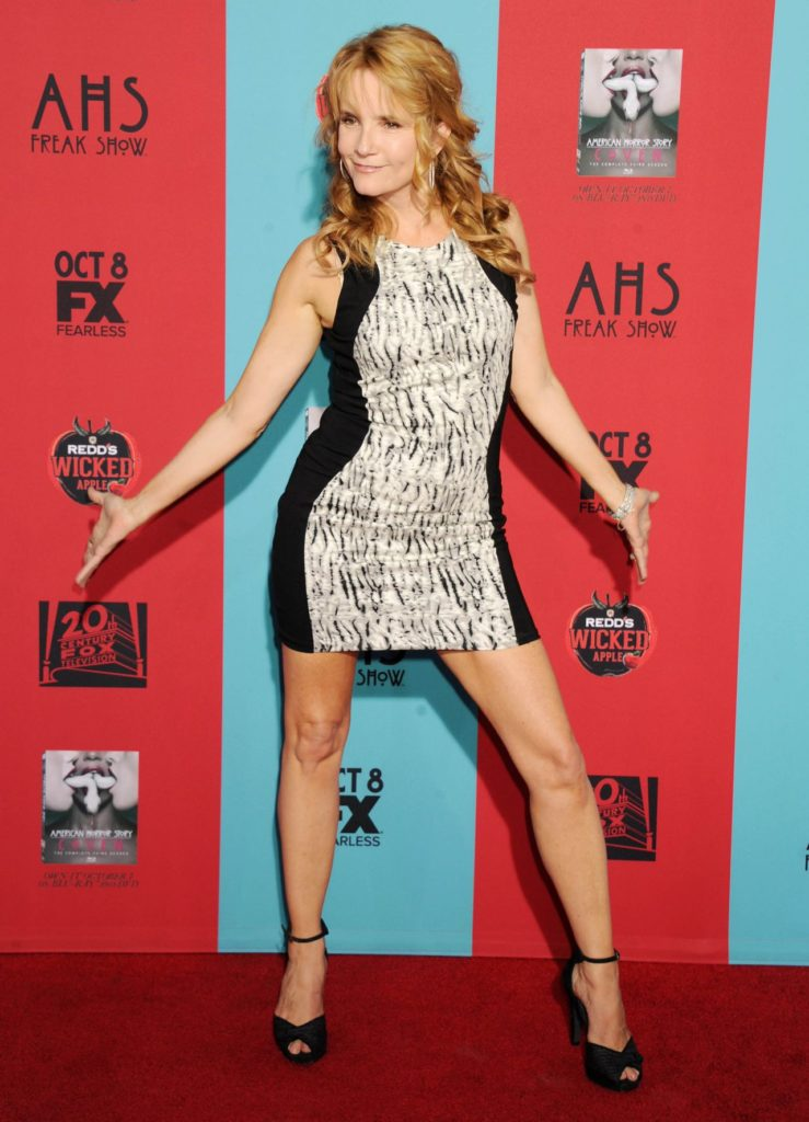 Lea Thompson Muscles Pictures