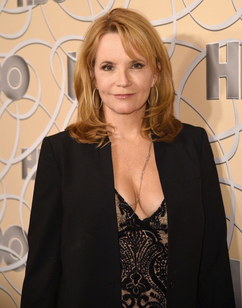 Lea Thompson Without Makeup Pics