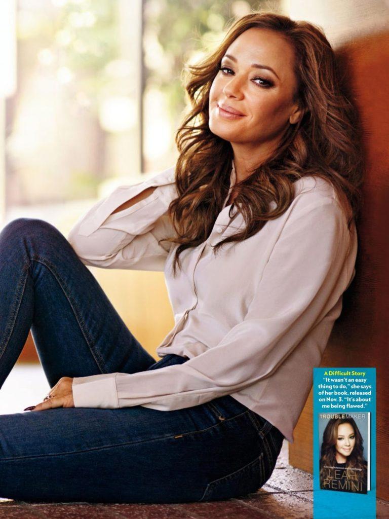 Leah Remini Jeans Images