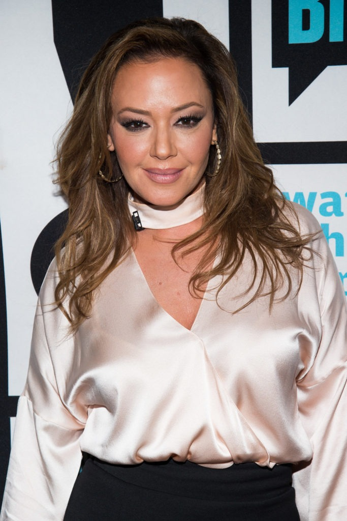 Leah Remini Spicy Pictures