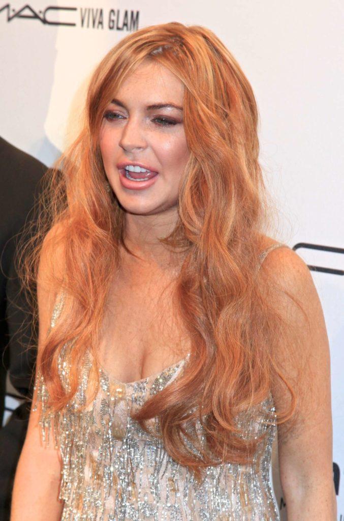 Lindsay Lohan 2018 Images