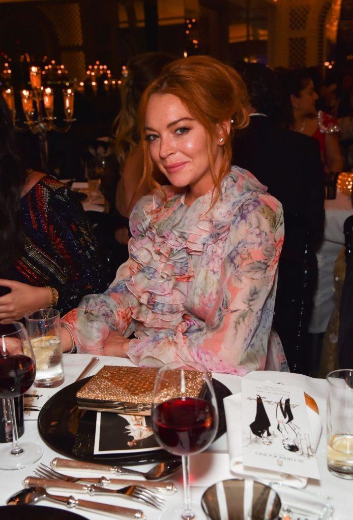 Lindsay Lohan Event Images