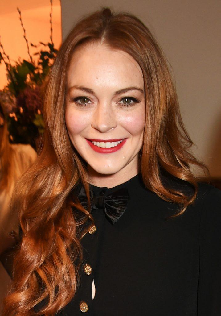 Lindsay Lohan Event Photos