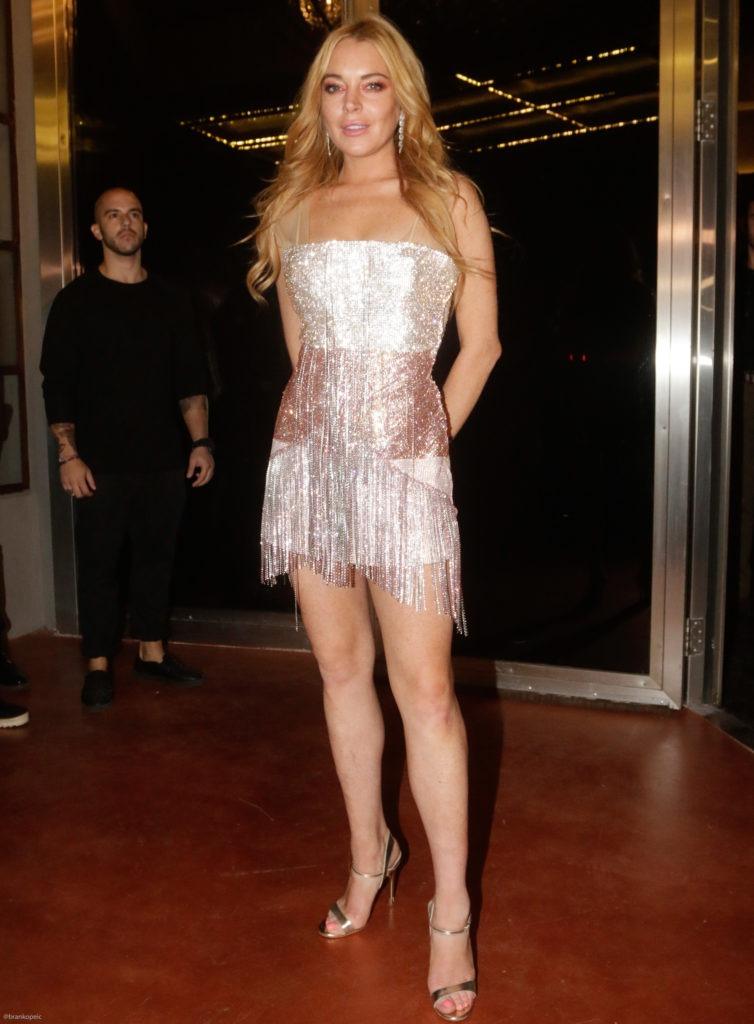 Lindsay Lohan Feet Photos