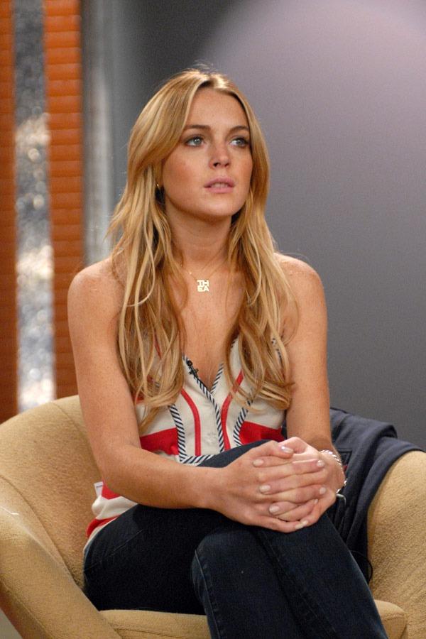 Lindsay Lohan Jeans Wallpapers