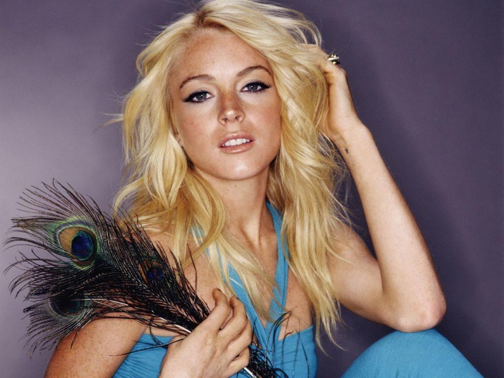 Lindsay Lohan Photoshoot
