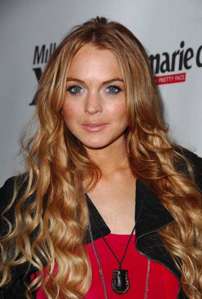 Lindsay Lohan Sexy Eyes Pics