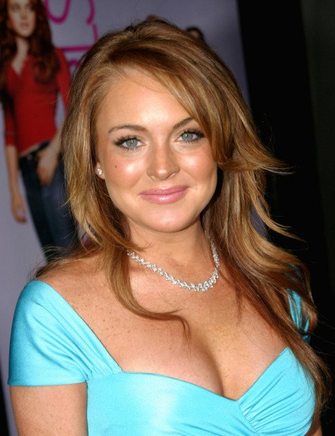 Lindsay Lohan Topless images