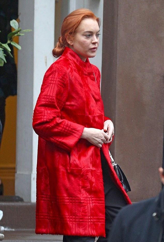 Lindsay Lohan Without Makeup Pics