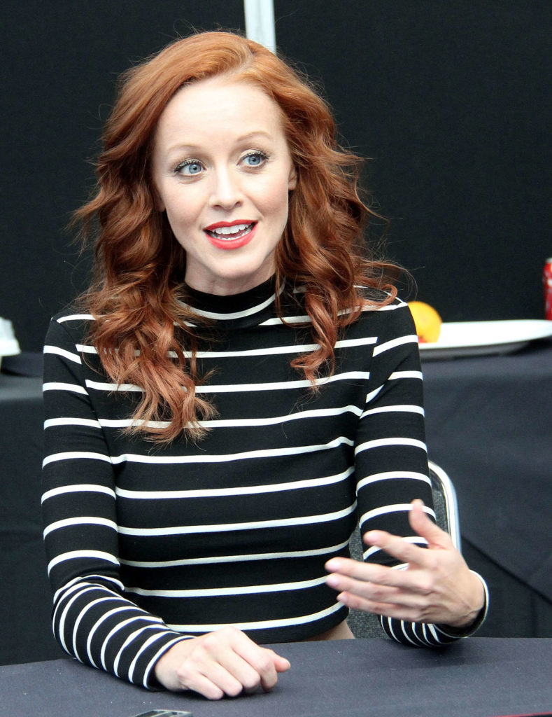 Lindy Booth Event Photos