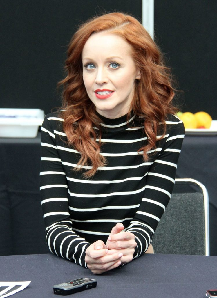 Lindy Booth Photoshoot