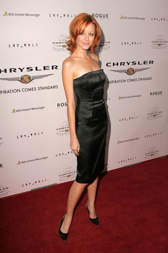 Lindy Booth Shorts Images