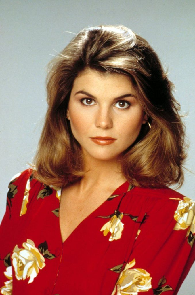 Lori Loughlin Old Age Pictures