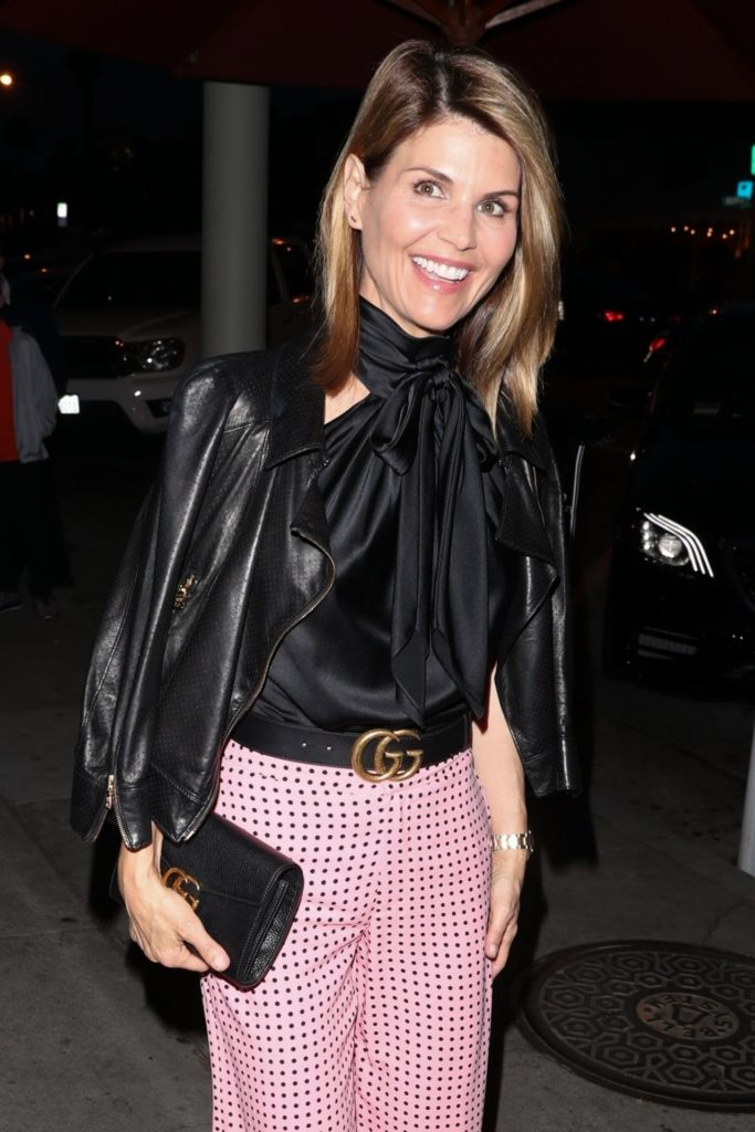 Lori Loughlin Smile Face Pictures