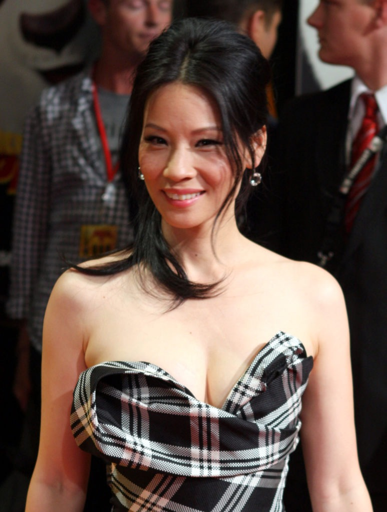 Lucy Liu Event Wallpapers