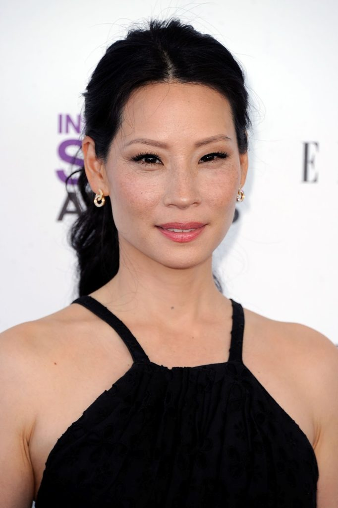 Lucy Liu Eyes Images