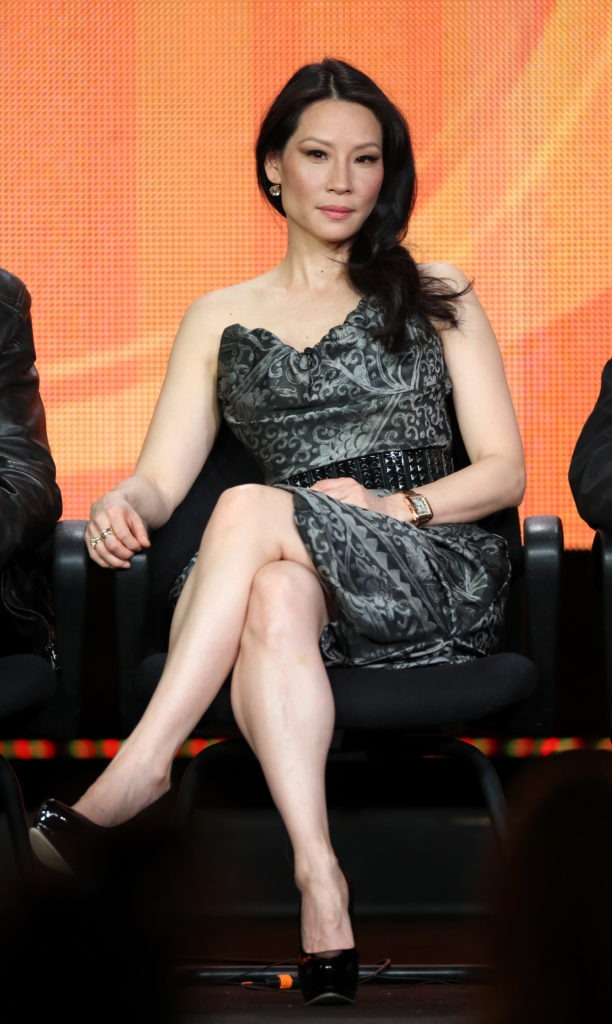 Lucy Liu Feet Pictures