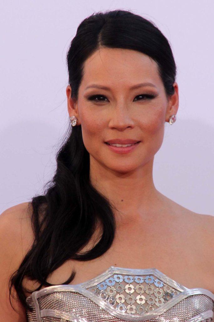 Lucy Liu Makeup Wallpapers