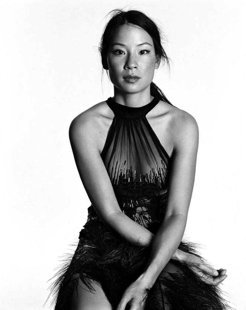 Lucy Liu Muscles Images