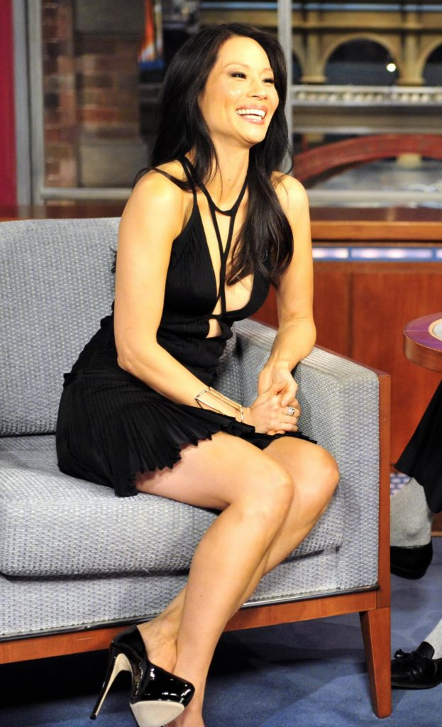 Lucy Liu Shorts Pictures