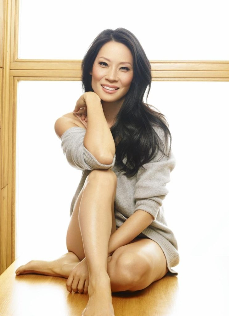 Lucy Liu Thigh Pictures