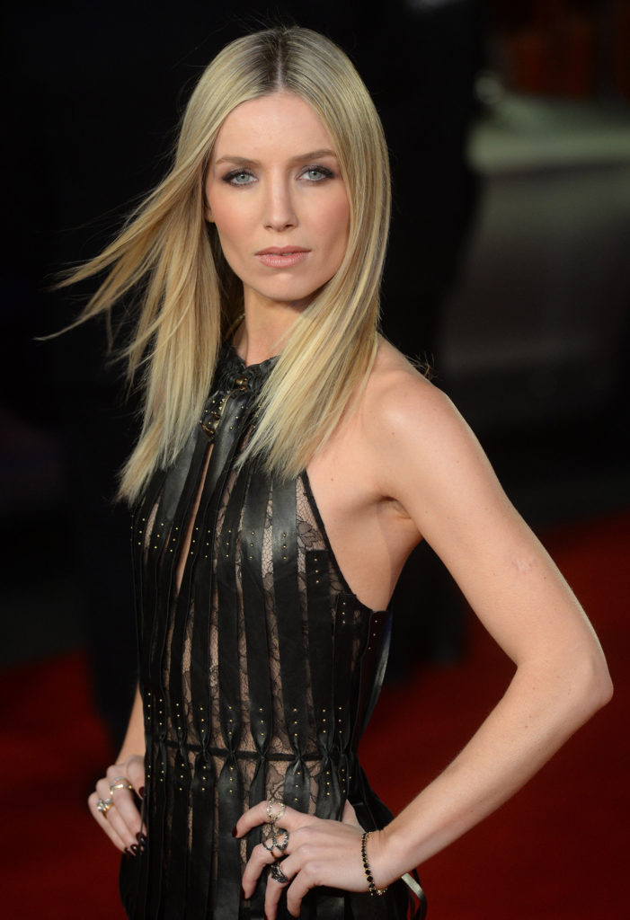 Annabelle Wallis Without Makeup Pics