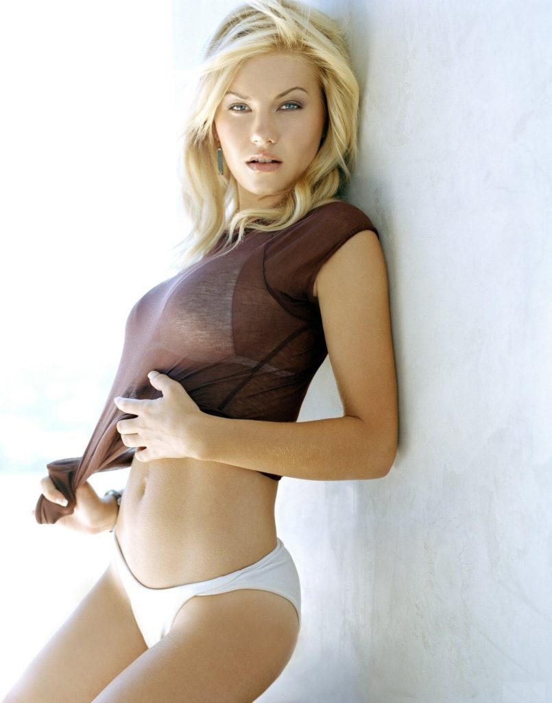 Elisha Cuthbert Swimsuit Wallpapers